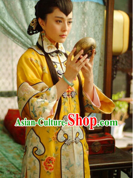 Traditional Chinese Mandarin Royal Clothing for Women