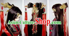 Ancient Chinese Princess Hair Accessories Set