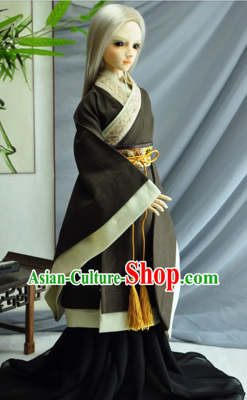 Ancient Chinese Adult Size Wise Men Costumes