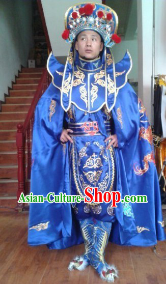 Chinese Mask Changing Clothing Hat Boots Masks Complet Set