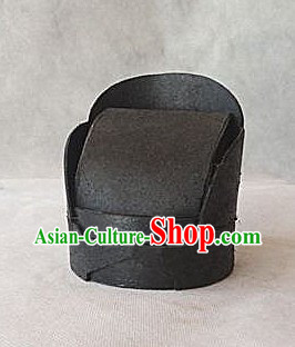 Traditional Chinese Kong Zi Confucius Black Hat