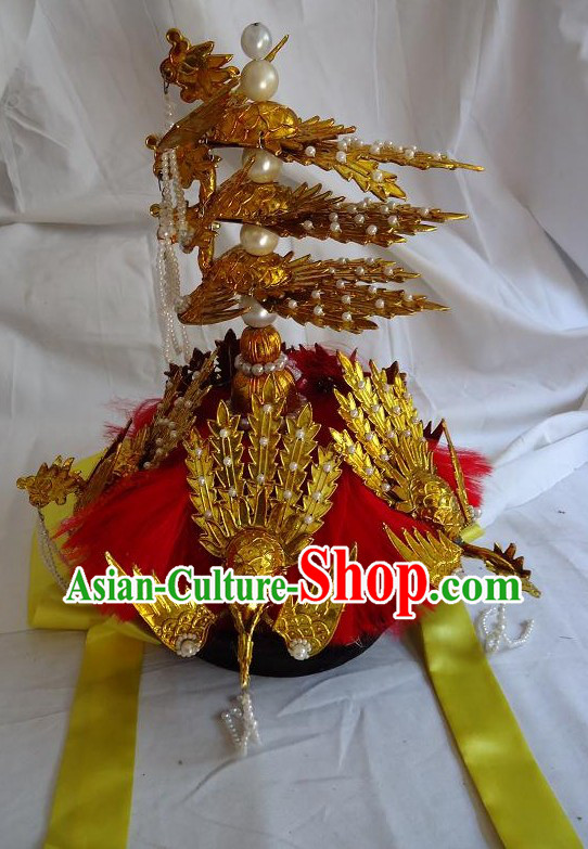 Ancient Chinese Empress Phoenix Crown