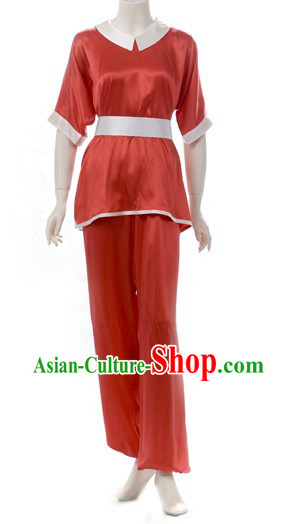 Traditional Chinese Kung Fu and Tai Chi Clothes