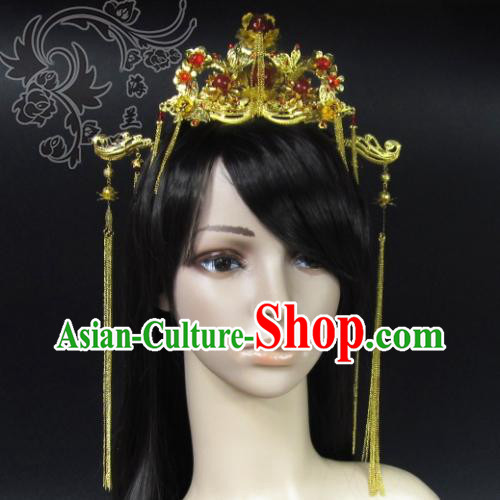 Ancient Chinese Princess Handmade Hair Accessories