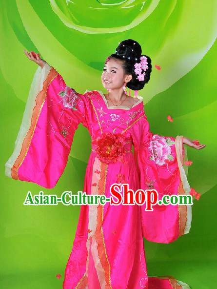Ancient Chinese Emoress Costumes for Children