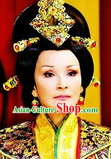 Ancient Chinese Empress Hair Accessories Complete Set for Women