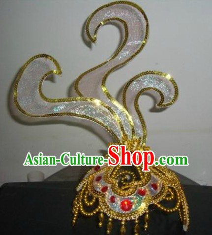 Chinese Classical Dance Headpiece for Women