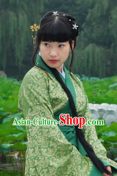 Ancient Han Dynasty Princess Clothing for Women