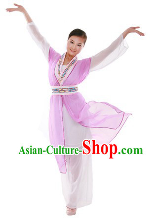 Chinese Classical Dancing Costumes for Women