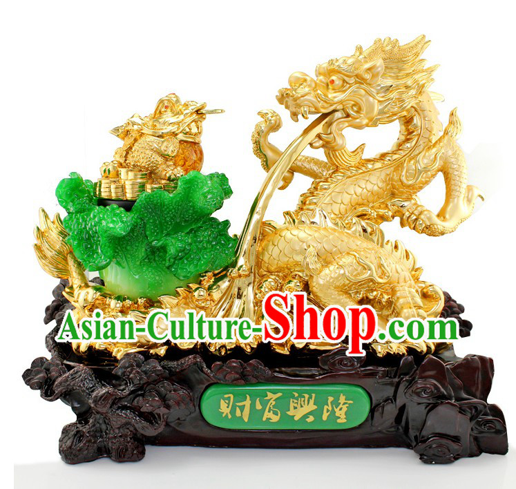 China Classic Large Dragon Arts