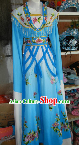 Chinese Opera Stage Performance Hua Dan Clothes for Women