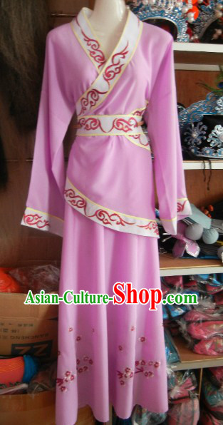 Chinese Opera Stage Performance Hanfu Clothes for Women