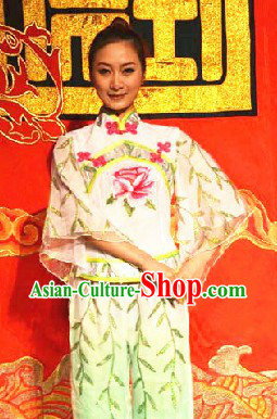 Traditional Chinese Willow Dance Costumes for Women