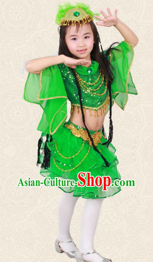 Eurasia Silk Road Clothing for Kids