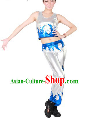 Cheering Lady Dance Costumes for Women