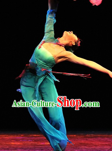 Traditional Chinese Classical Dance Costume for Women
