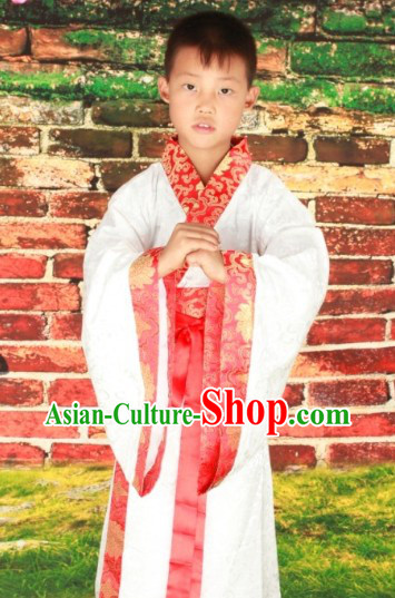Ancient Chinese Costumes for Boys