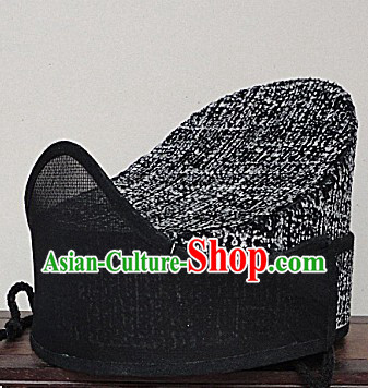 Ancient Chinese Qing Dynasty Hat for Men