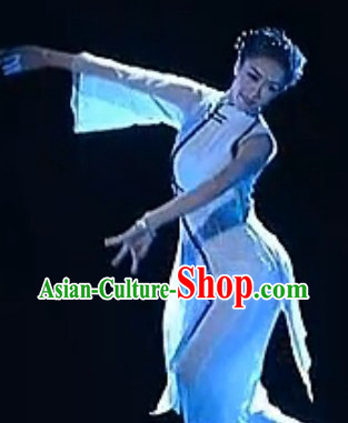 Ancient Chinese Classical Dancing Costumes for Women