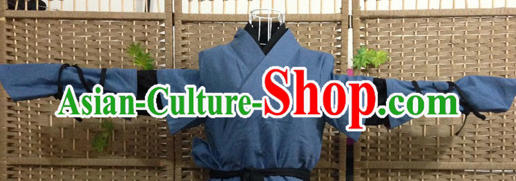 Ancient Chinese Valor Costumes for Men