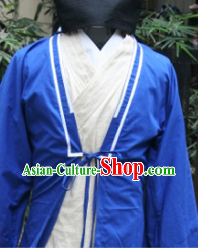 Ancient Chinese A Chinese Ghost Story Ning Caichen Costumes Complete Set for Men