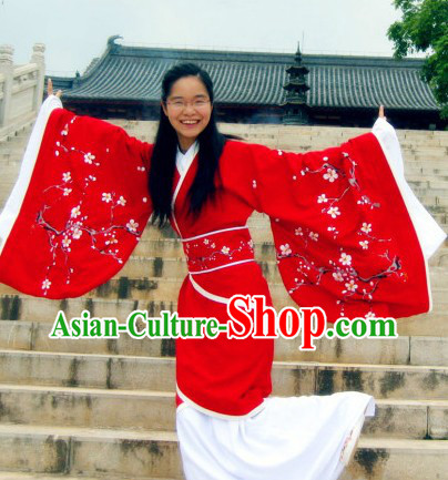Traditional Chinese Birthday Celebration Clothes Complete Set