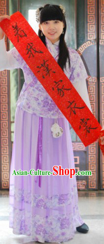 Traditional Ancient Chinese Hanfu Clothes for Women
