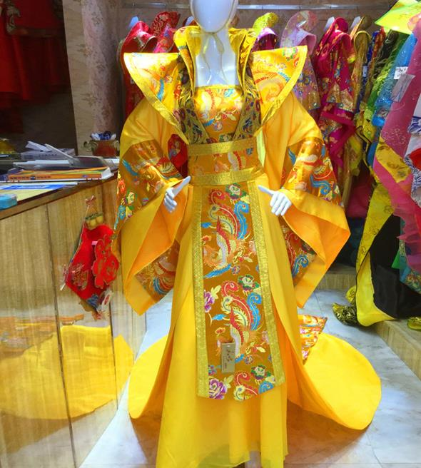 Chinese Classical Imperial Princess Costumes Complete Set for Women