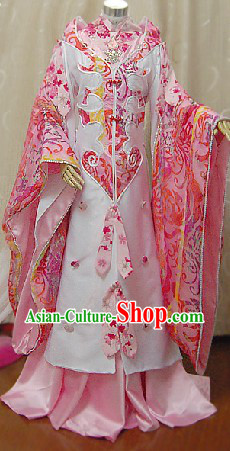 Ancient Chinese Princess Cosplay Costumes Complete Set