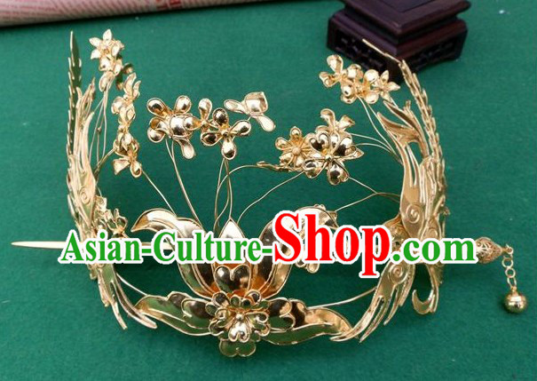 Traditional Chinese Princess Phoenix Hair Accessories