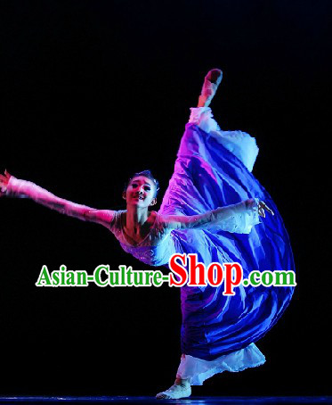 Custom Figure Solo Dance Competition Costumes for Women