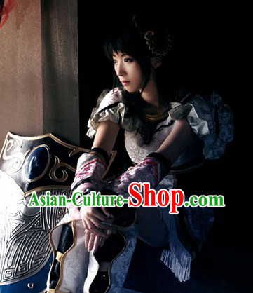 Chinese Fairy Cosplay  Clothing, Shoes & Accessories for Women