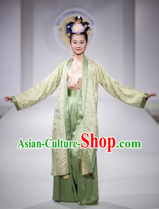 Online Buy Chinese Female Costumes Complete Set