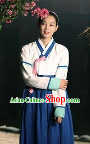 Shin Min A Arang and the Magistrate Korean Hanbok Clothing Complete Set for Women