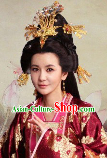 Tang Dynasty Hair Accessories for Women