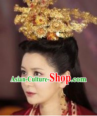 Tang Dynasty Imperial Palace Hair Accessories for Women