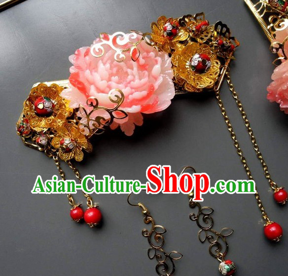 Handmade Traditional Chinese Hair Grips