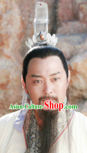 Traditional Ancient Chinese Male Headdress