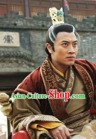 Traditional Ancient Chinese Royal Family Male Hat