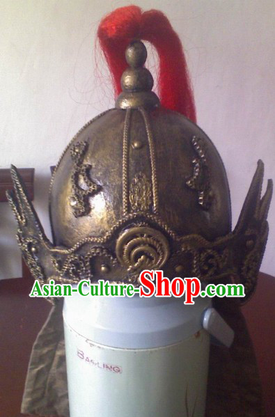 Ancient Chinese Style General Helmet