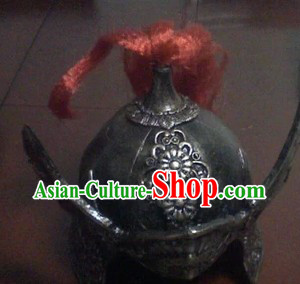 Ancient Chinese Style Top Solider Helmet