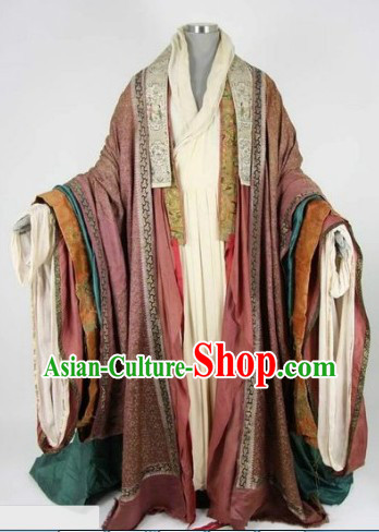 Ancient China Royal Clothing