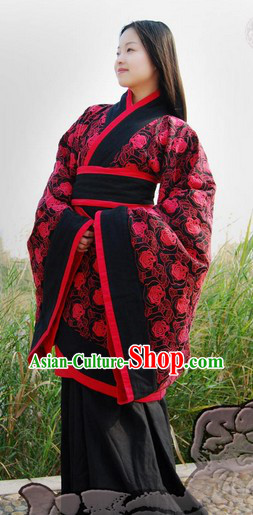 Traditional Ancient Chinese Hanfu Clothing for Women