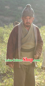 Ancient Chinese Ming Dynasty Civilian Hanfu for Men
