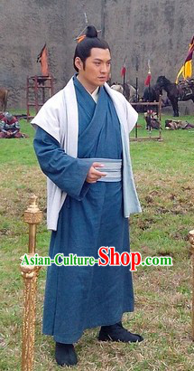 Ancient Chinese Daily Clothing Costume for Men