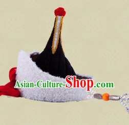 Ancient Chinese Mongolian Hat for Women
