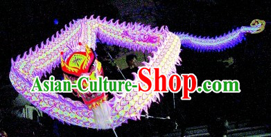 Competition Celebration and Parade Glow in Dark Dragon Dancing Costume Complete Set