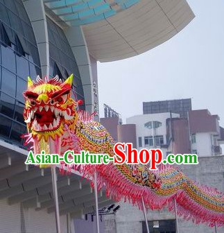 Supreme Glow at Night Dragon Dance Costume Complete Set