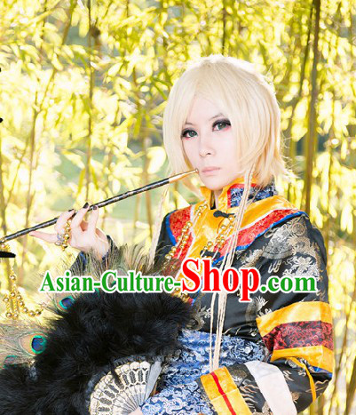 Ancient Chinese Magic Prince Cosplay for Men