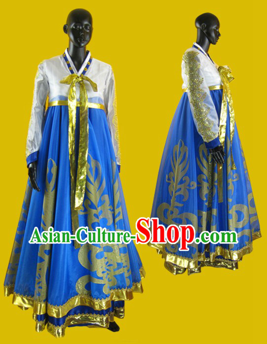 Traditional Korean Costume for Women